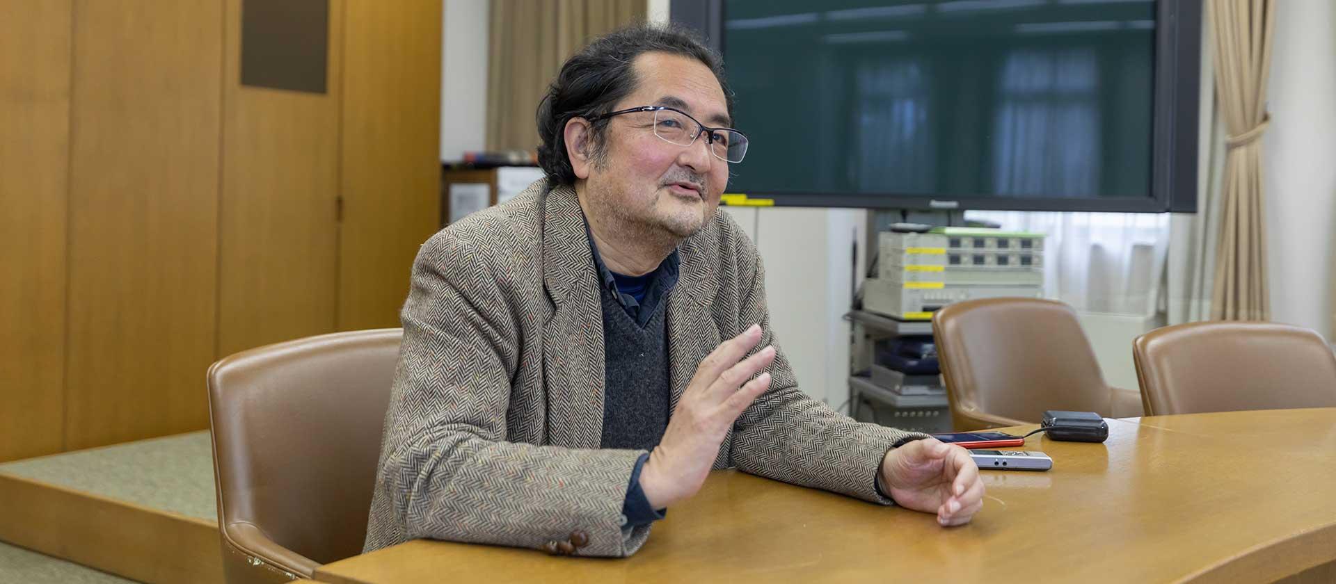関西学院大学競技スポーツ局 冨田宏治局長インタビュー