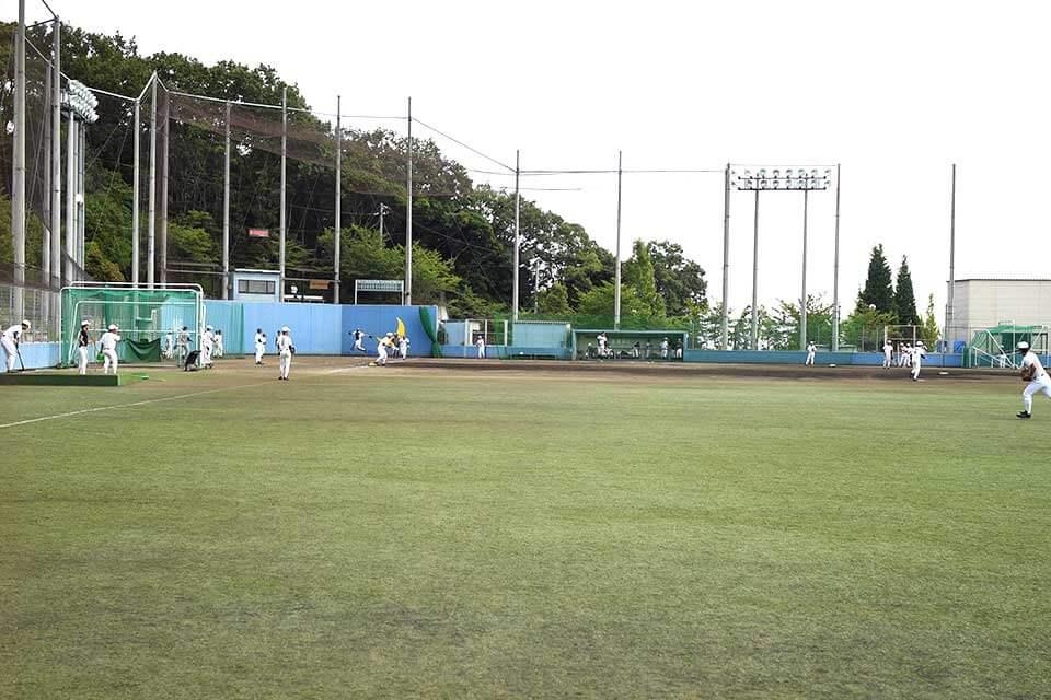 硬式野球グラウンド